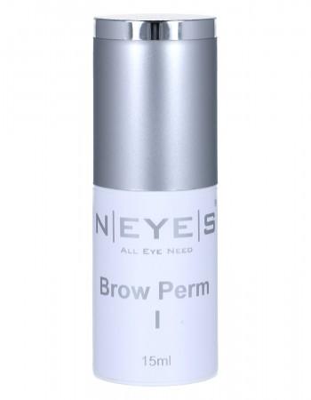 Neyes Brow Perm 1 Stap 1 Brow lamination