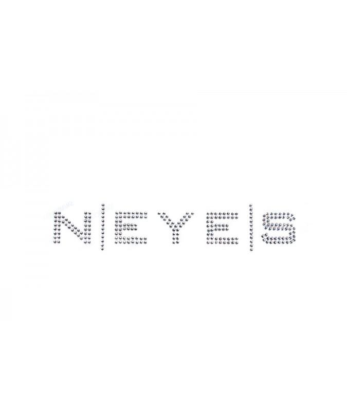 NEYES Logo Swarovski
