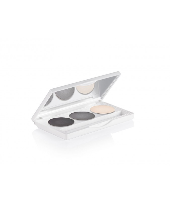 Brow Powder Palette 3er GEVULD