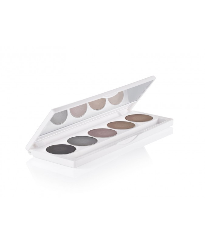 Brow Powder Palette 5er GEVULD
