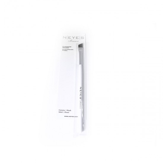 Neyes Brow Brush Hard Penseel