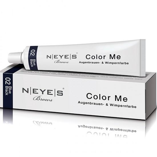 Neyes Color Me Wenbrauw- en wimperverf Wenkbrauw verf