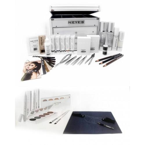NEYES starterspakket professional + Plus pakket voor NEYES Brows Artists