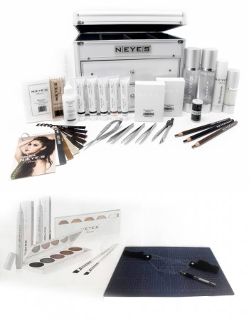 Neyes NEYES starterspakket professional + Plus pakket voor NEYES Brows Artists