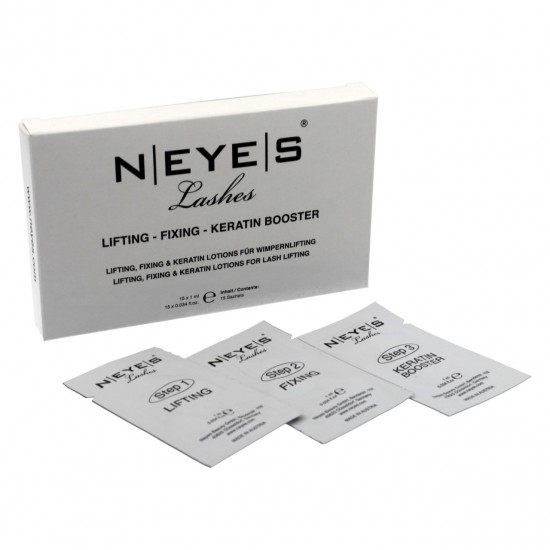 Neyes Lifting, Fixing & Keratin Lotions Wimperlifting